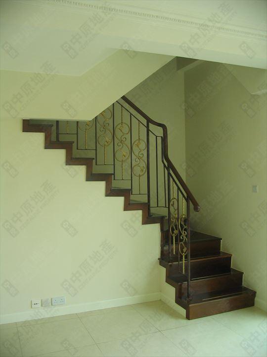 Unit Interior - Internal Staircase