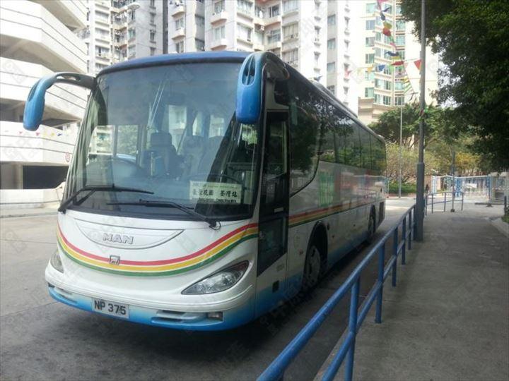 交通配套 - 巴士站