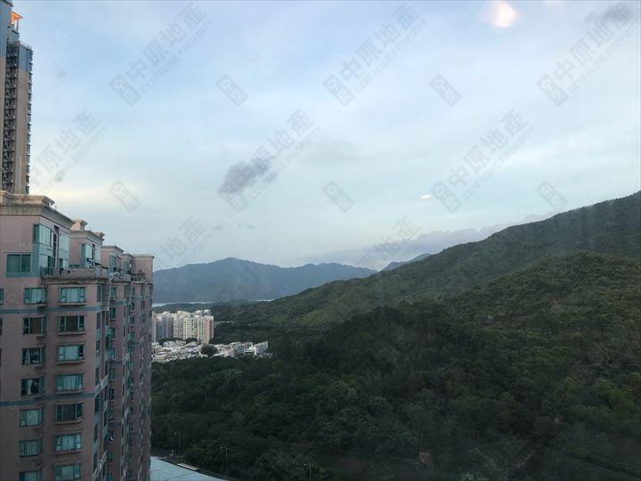 窗外景觀 - 山景