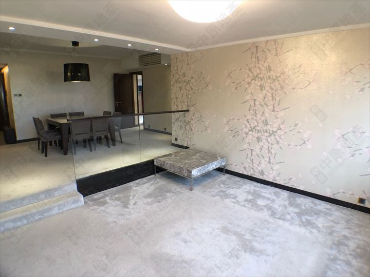 Unit Interior - Living Room