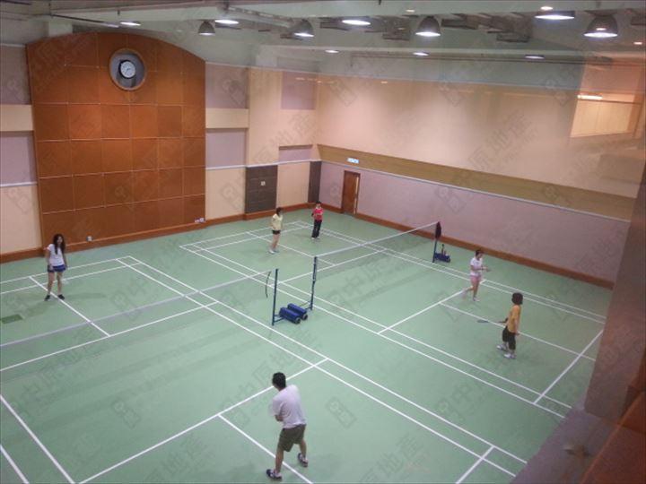 会所 / 设施 - 羽毛球场