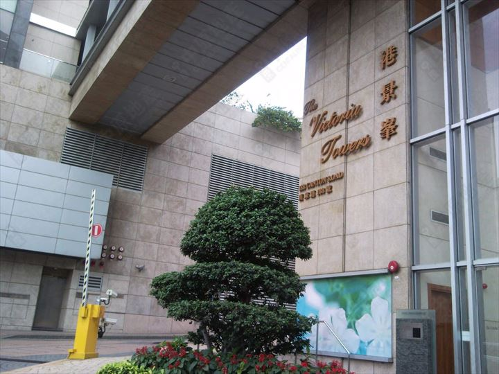 大廈 - 入口