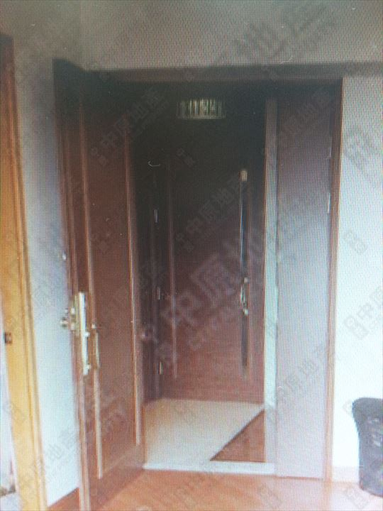 Unit Interior - Door