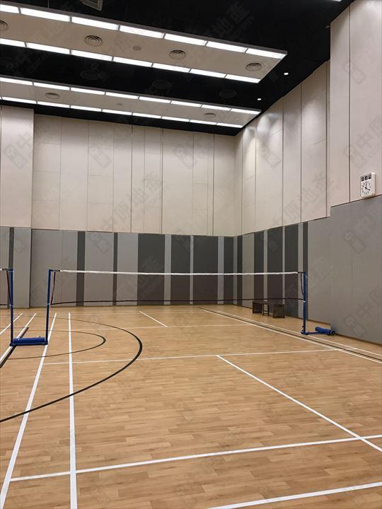 會所 / 設施 - 羽毛球場