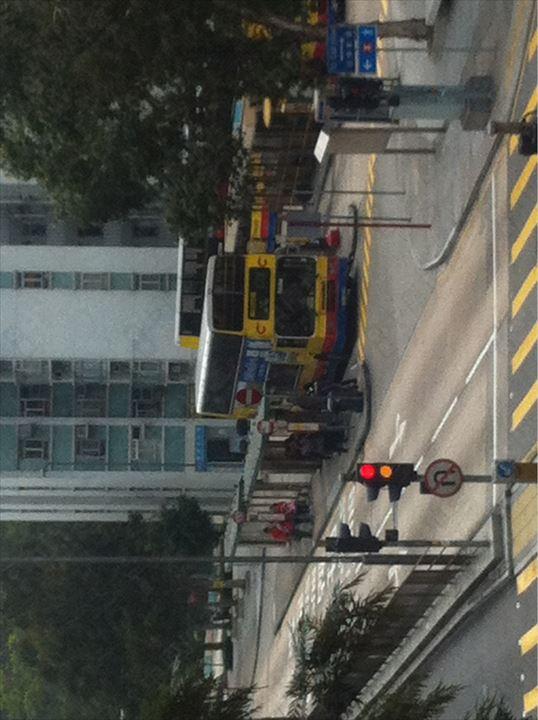 Transportation - Bus Stop