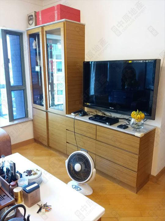 Unit Interior - Living Room