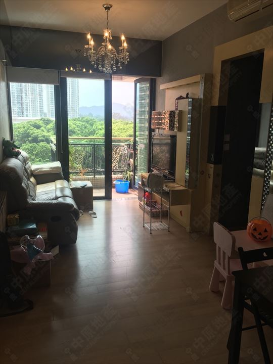 窗外景觀 - 由飯廳