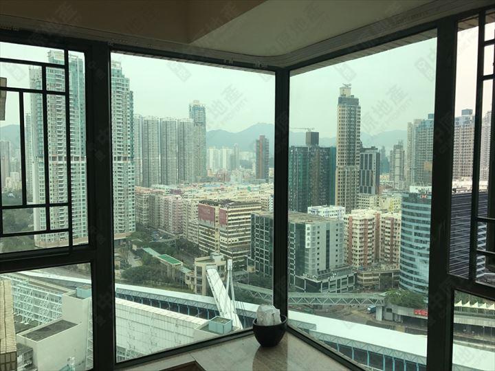窗外景观 - 由客厅