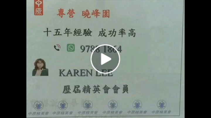 Karen Lee 李婉瑜