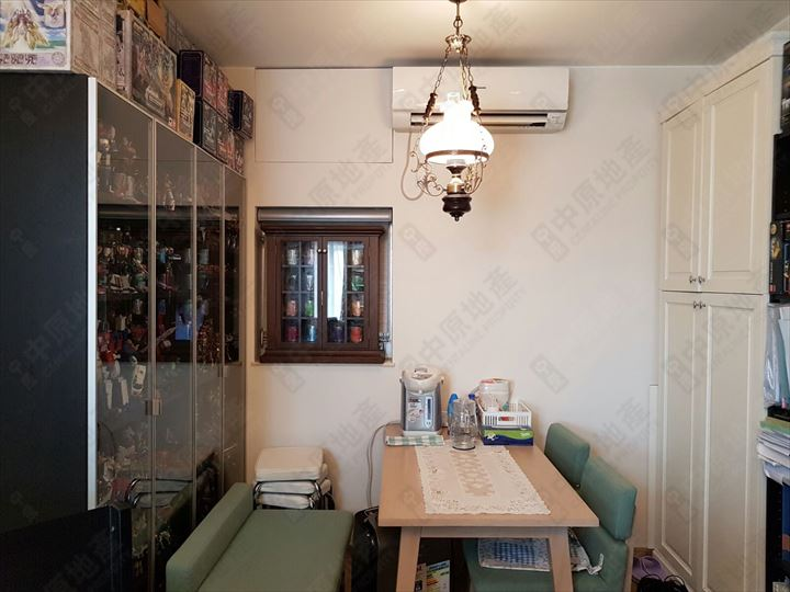 Unit Interior - Dining Room